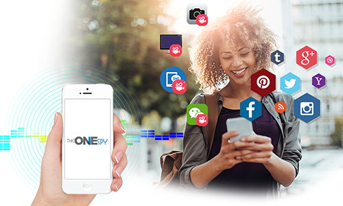 TheOneSpy - Monitor Your Teens Instant Messengers on Their Mobile Device