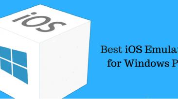 Best iOS Emulator Windows