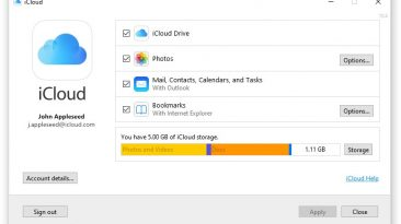 How to Use iCloud Windows PC