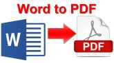 A PDF Bear Guide On Quickly Convert Word To PDF