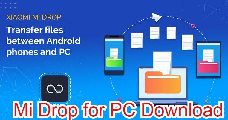 Mi Drop PC ShareMe